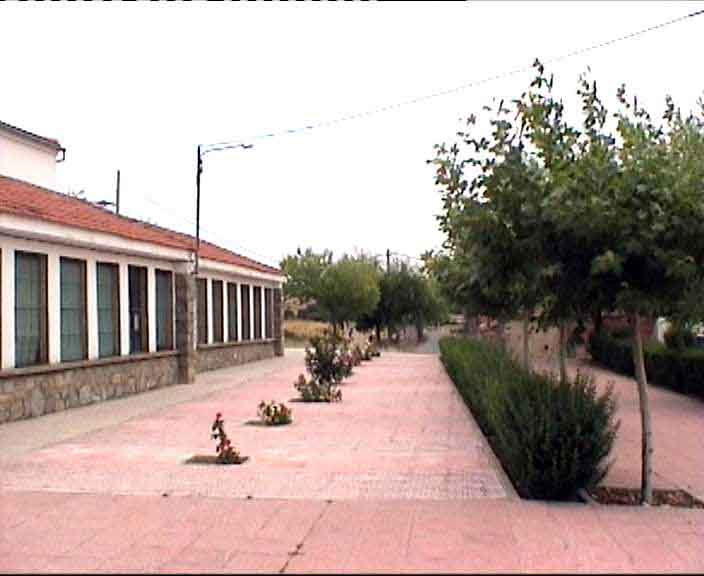 plaza Arevalillo